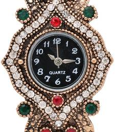 Buy Analog Multi-Colour Dial Women's Wrist Watch karva-chauth-gift online