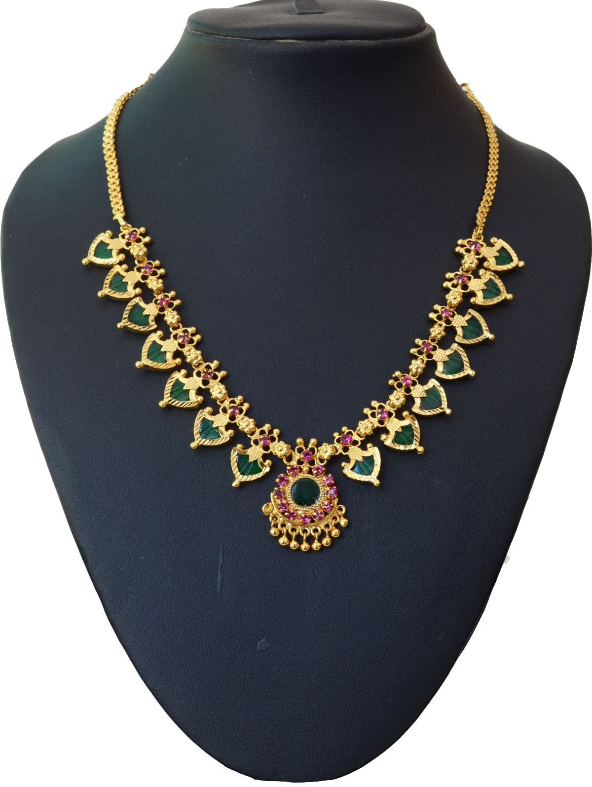Necklace Designs – Buy Gold Necklace for Girls / Women Online India