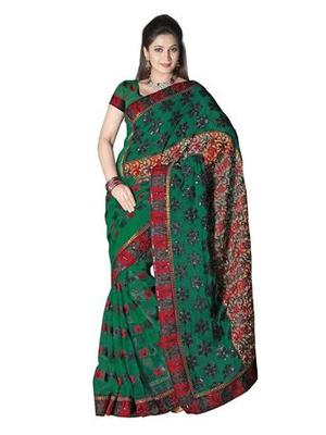 Zoom Fabric Georgette Saree 2433
