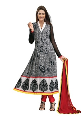 Triveni Astonoshing Faux Georgette Indian Designer Salwar Kameez TSXGTSK2102