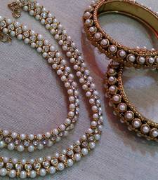 Buy Designer Kada with Anklets bangles-and-bracelet online