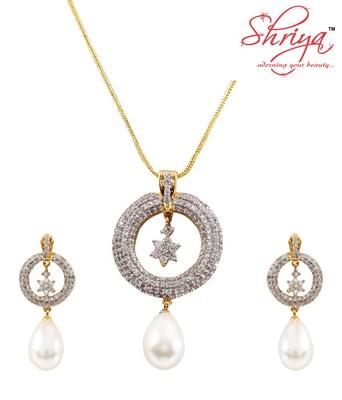 shriya majestic pendant set