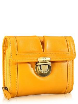 Phive Rivers - LARA, Genuine leather beautifully designed Wallet bag .