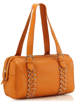 Phive Rivers - MERLY, Genuine leather beautifully designed Mini duffle bag .
