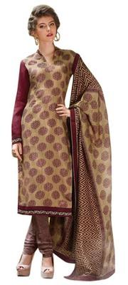 Triveni Sophisticated Floral Printed Salwar Kameez TSFLSK6373b