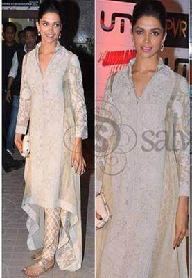 Deepika Padukone Suit