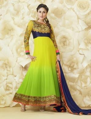 Bright Kareena Kapoor Anarkali