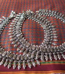 Buy Oxidized anklet fashion-deal online