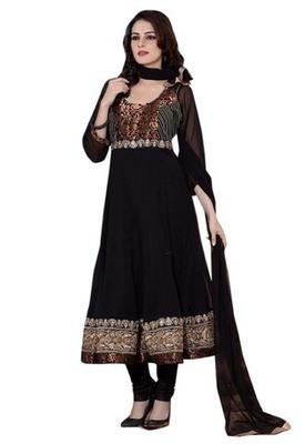 Triveni Trendy Broad Bordered Readymade Salwar Kameez TSSTSK108