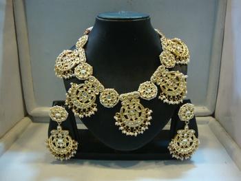 Beautiful Bridal jewellery set