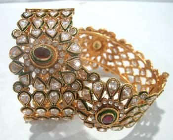 Designer jewelry kada no... 021, 1 pcs