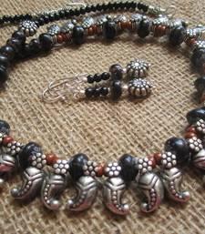 Buy Ethnic necklace necklace-set online
