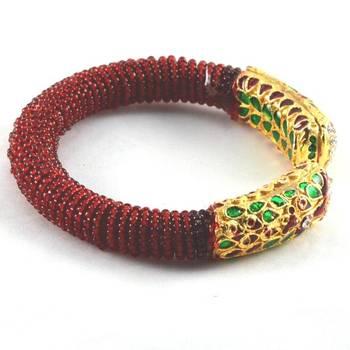 Dazling stretchable bangles