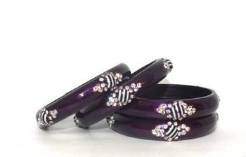 Purple Vibha