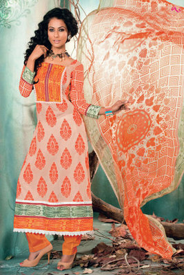 Pleasant Red Jacquard Salwar Suit Adorned With Resham And Stone Embroidery Work