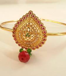 Buy Gorgeous Multi-color Baju Band south-indian-jewellery online