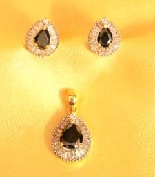 Buy Black Silver pendants Pendant online
