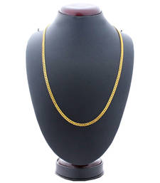 Buy Designer Gold Plated Chain For Man's & Womans Other online