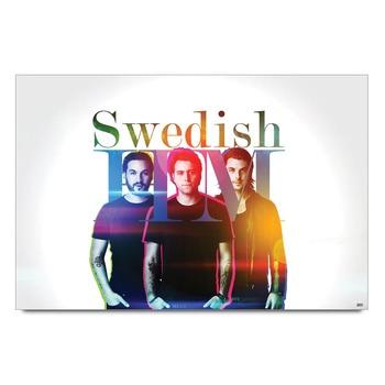 Swedish House Mafia Poster