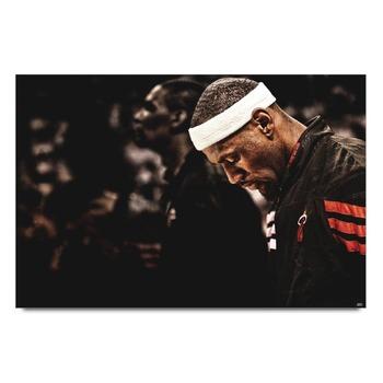 Lebron James Basketball Player Poster