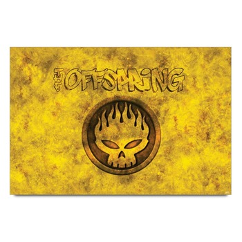 The Offspring Rock Band Poster