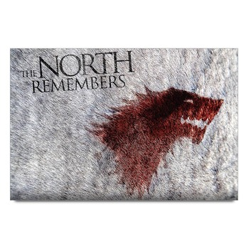 The North Remembers Game Of Thrones   Poster