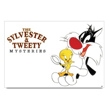 The Sylvester And Tweety Cartoon   Poster