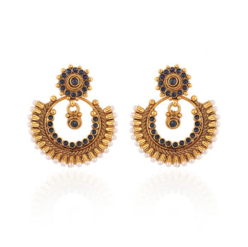 antiqueearringno105