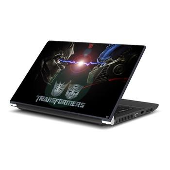 Transformers Laptop Skin
