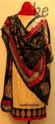 Black Enigma Suit