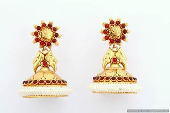 Fashionable Earring Collection 15