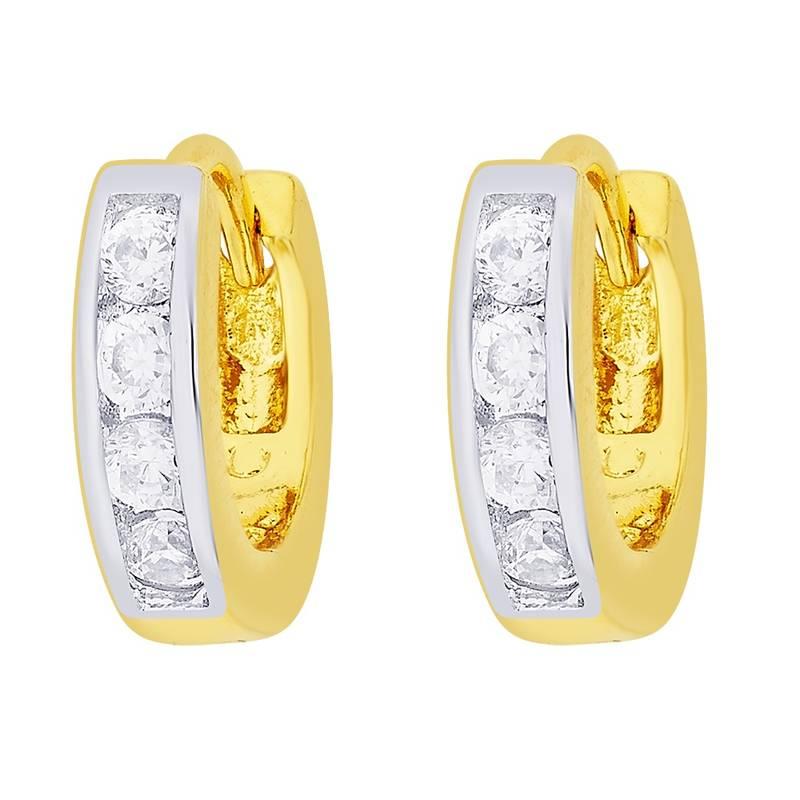 Buy Earrings Men Boys Studs Gold Small Cartilage Piercing Fashion ...