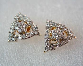 Designer AD Earrings
