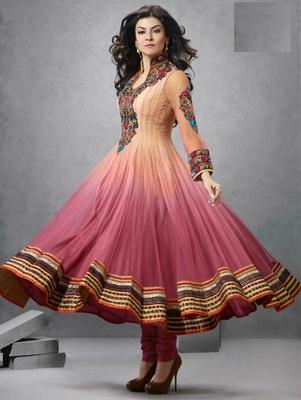 Sushmita Awesome Party Wear Designer Anarkali Suit