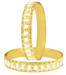 Buy Wedding Traditional Gold Plated Rhodium Metal Chuda Kada Bangle Set bangles-and-bracelet online
