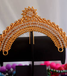 Buy Gold AD hairpin big hair-accessory online