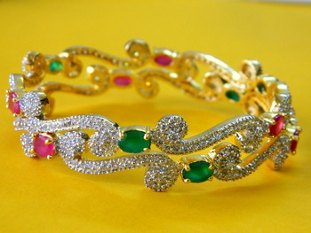 Most Beautifule 1 pair bracelet Bangles