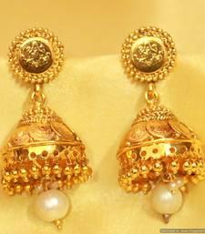 Buy Ginni & pearl Jhumki  jhumka online