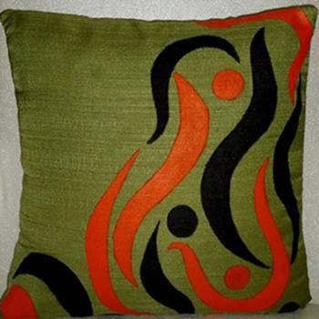 Curves Cushion Cover