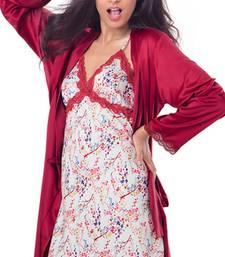 Buy Multicolor cotton sets sleepwear sleepwear online