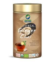 Buy Real Ginger Chai organic-tea online