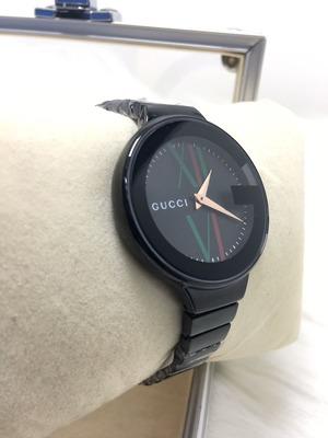 black Steel watches