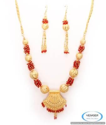 Vendee Designer fashion necklace Jewelry 6802