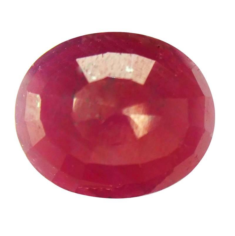 buy 5 56ct ruby original certified gemstone