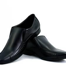 Buy Black Slip On Shoes men-shoe online