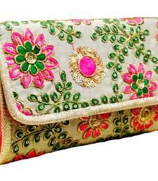 Buy Beautiful Traditional Clutch clutch online