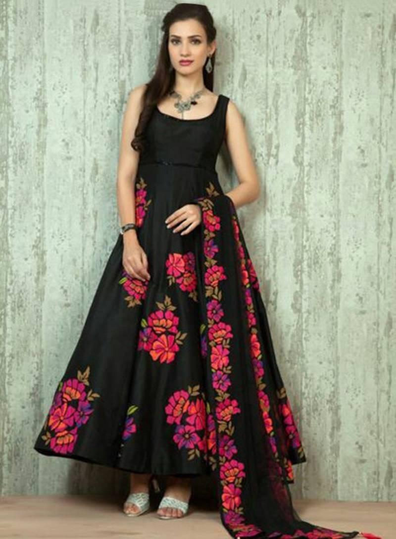 Indian anarkali dresses images
