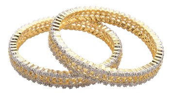 Bangles Gold Plated