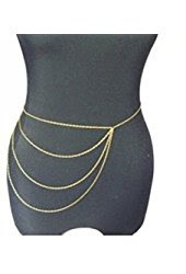 Waist Belt Belly Body Chain Jewelry