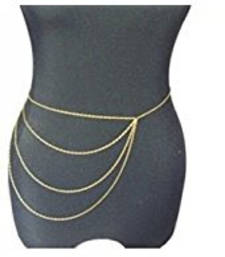 Buy Waist Belt Belly Body Chain Jewelry waist-belt online